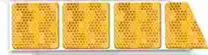 detailní informace o Reflexní páska žlutá pro značení plachet kamionů  (Dealer)