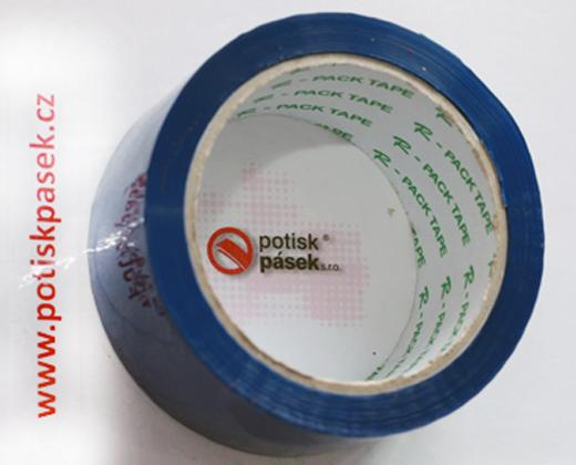 MODRÁ lepicí páska 25µm
