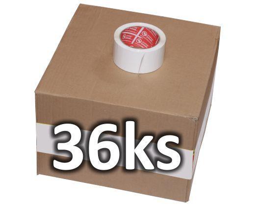 detailní informace o Balicí páska o síle 32 mikronů BÍLÁ *cena za karton* (potiskpasek)
