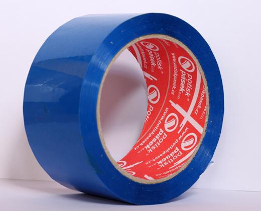 Balicí páska o síle 32 mikronů MODRÁ  *cena za kus*