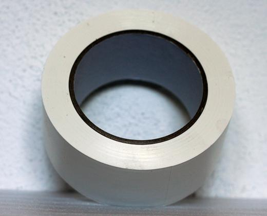 Podlahová lepicí páska síla 150 µm - bílá