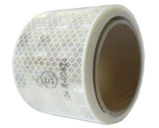 Reflexní páska na značení vozidel - bílá