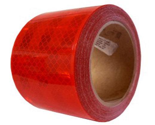 detailní informace o Reflexní páska na značení vozidel - červená (Dealer)