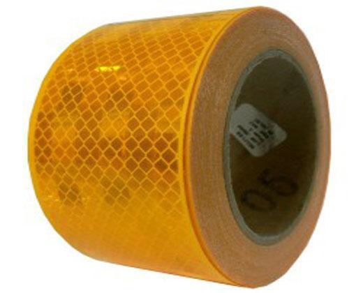 detailní informace o Reflexní páska na značení vozidel - žlutá (Dealer)