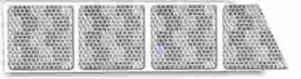 detailní informace o Reflexní páska bílá pro značení plachet kamionů (Dealer)