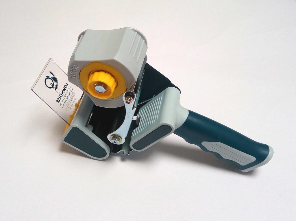 detailní informace o PROFI odvíječ lepicích pásek do šíře 50 mm - pro TICHÉ ODVÍJENÍ (potiskpasek)