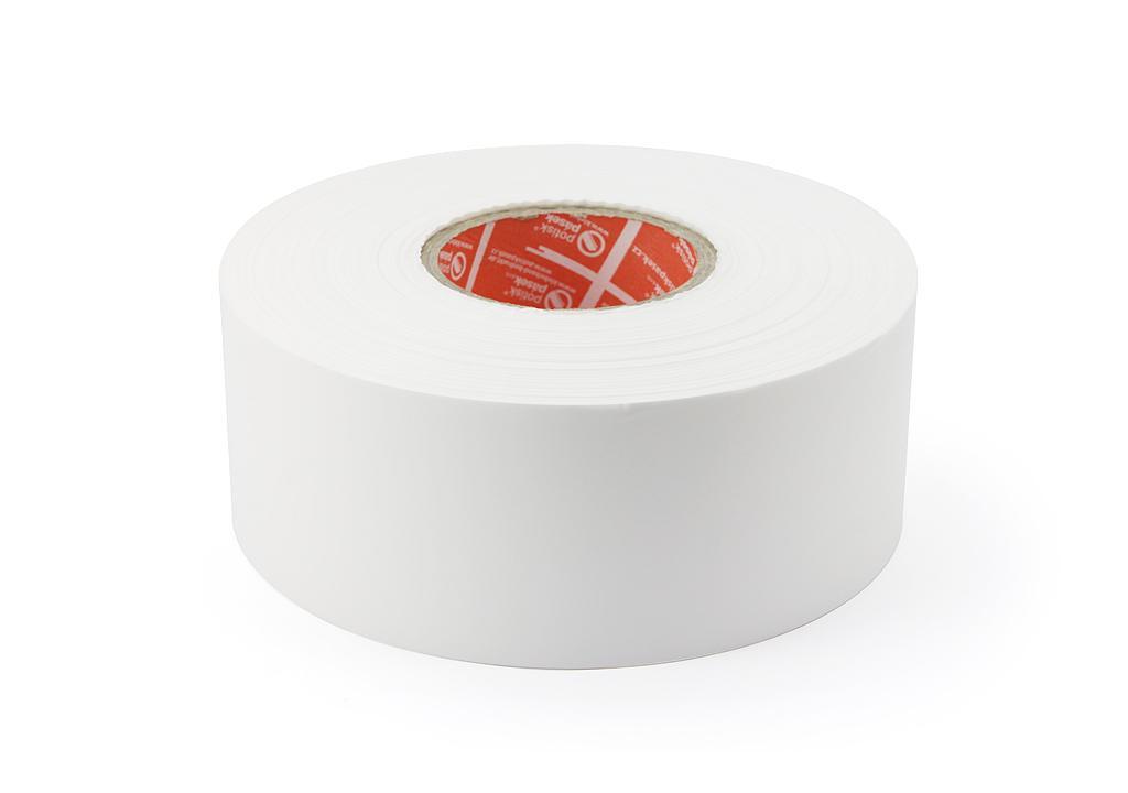 detailní informace o Vytyčující ohraničující páska - BÍLÁ BEZ POTISKU (potiskpasek)